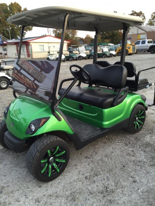 custom nonlifted golf carts mikes golf carts of nj
