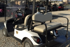 2008 Yamaha 48v electric golf cart