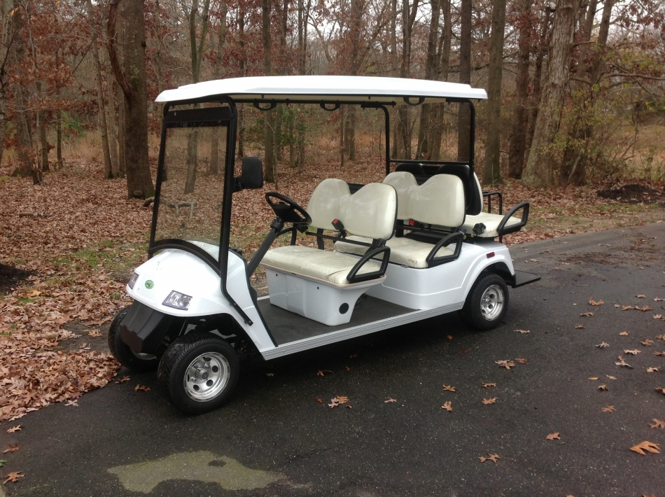 Stretch Golf Carts | Mike's Golf Carts of NJ on courtesy cart, stretch jaguar 2014, stretch money, black cart,